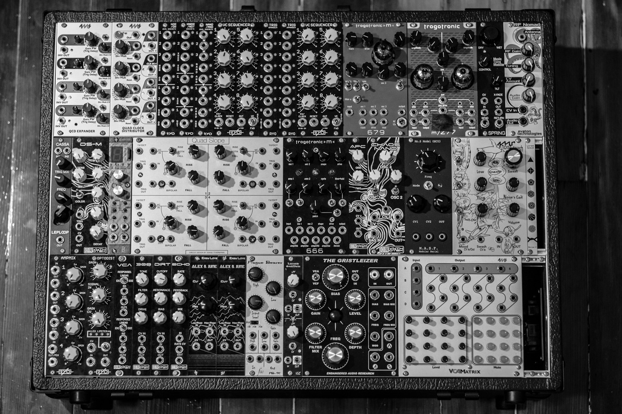 eurorack modular synth